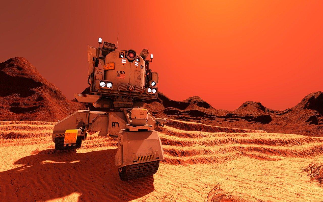 Niente acqua su Marte. La scoperta shock della NASA