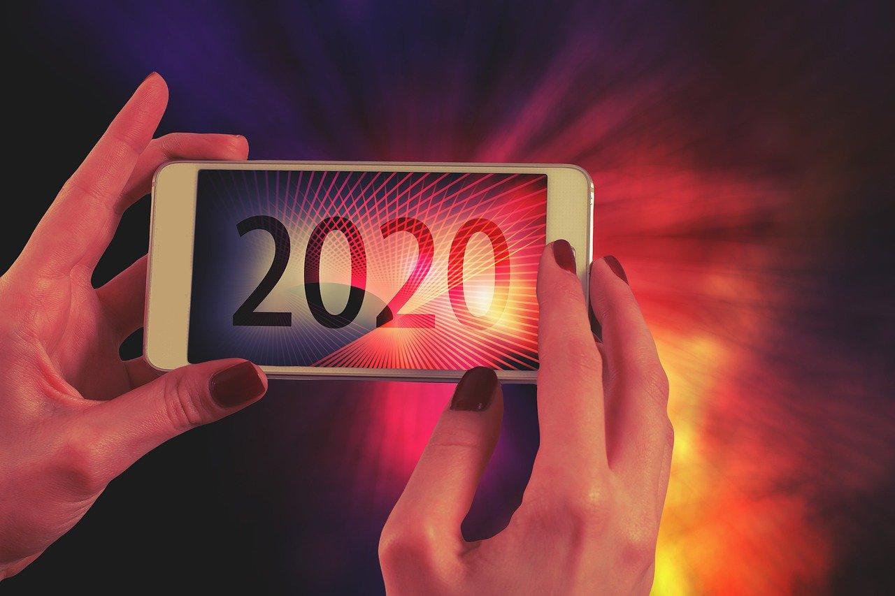 Telefono nuovo anno