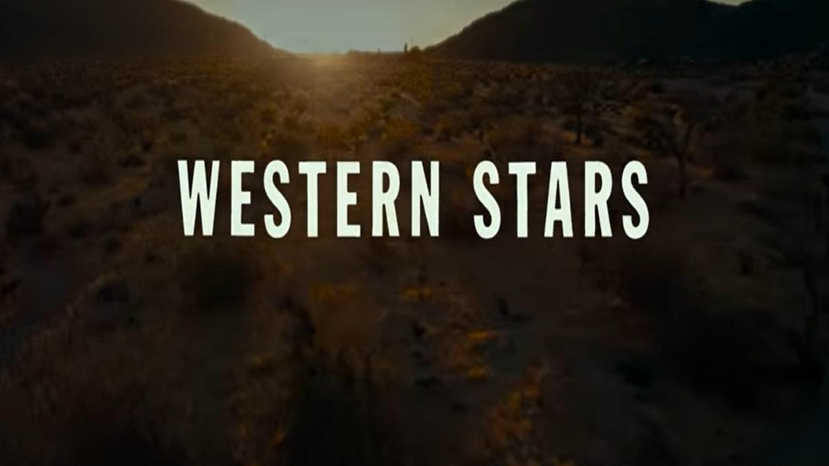 Western Stars: trama e anticipazioni. Quando esce al cinema