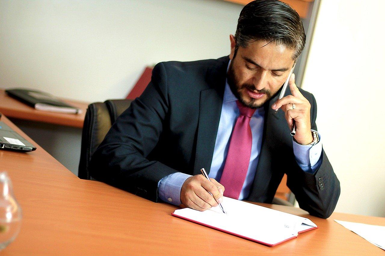 avvocato a lavoro