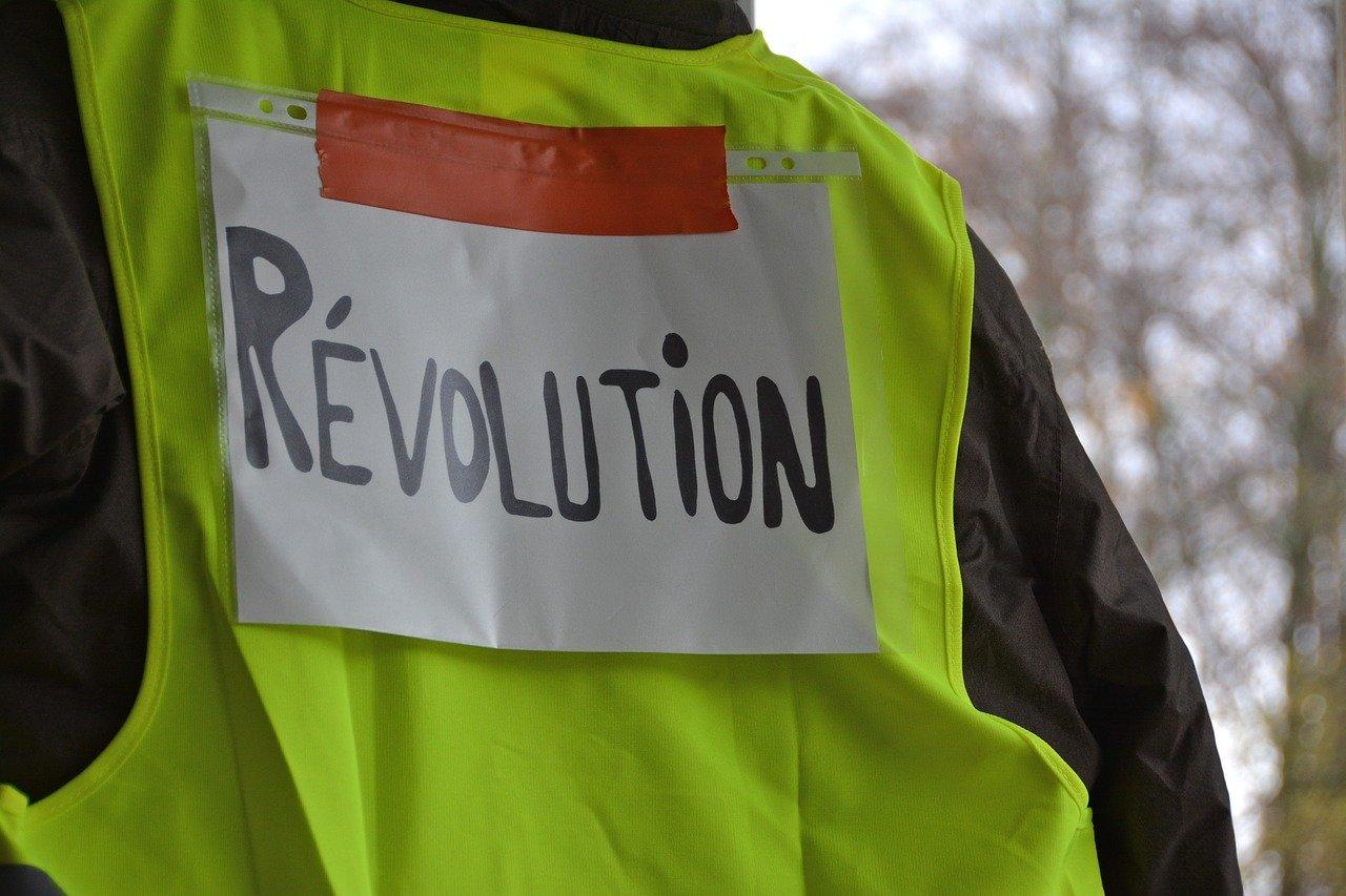 Cartello protesta