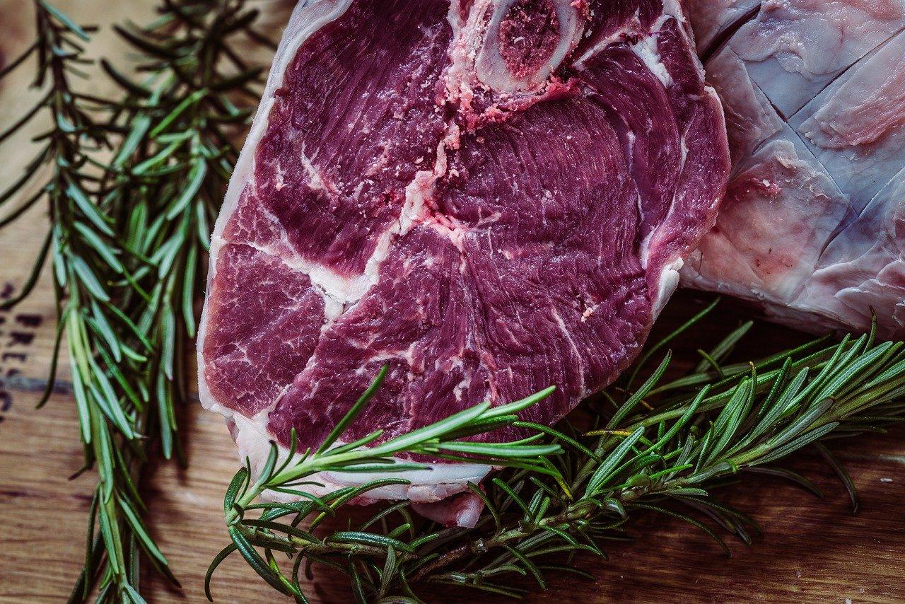 Sigillo carne di alta qualità