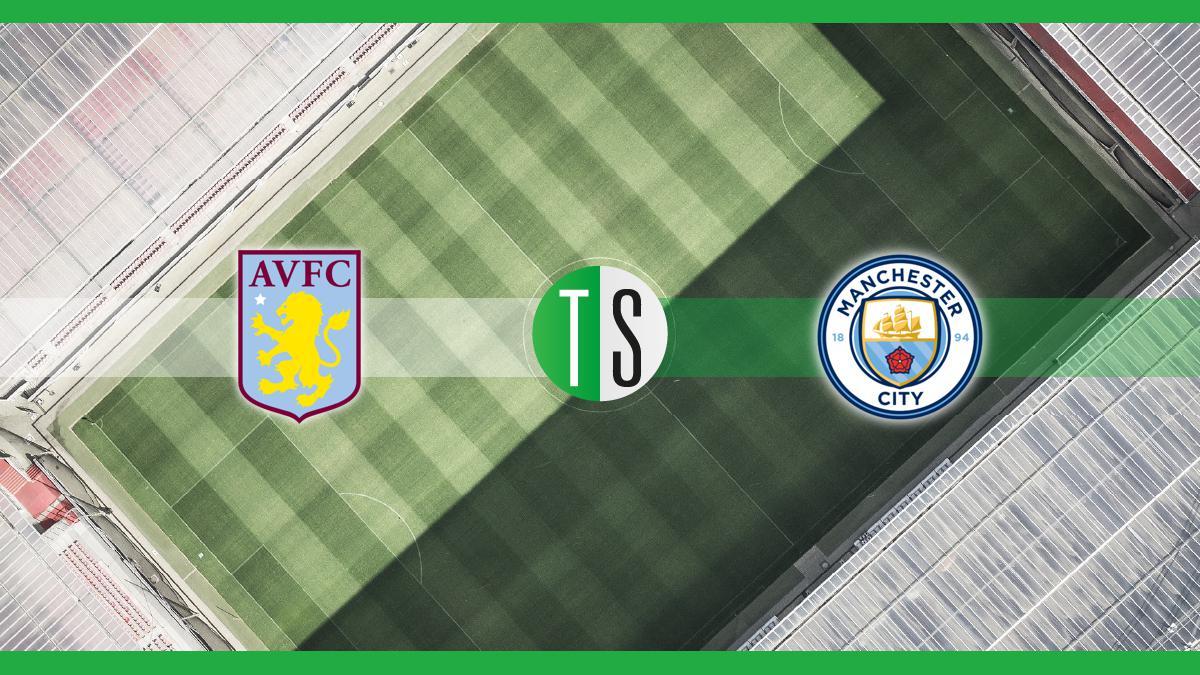 Aston Villa-Manchester City: probabili formazioni, pronostico e quote