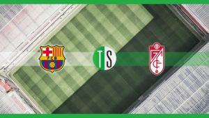 Primera Division, Barcellona Granada: probabili formazioni,