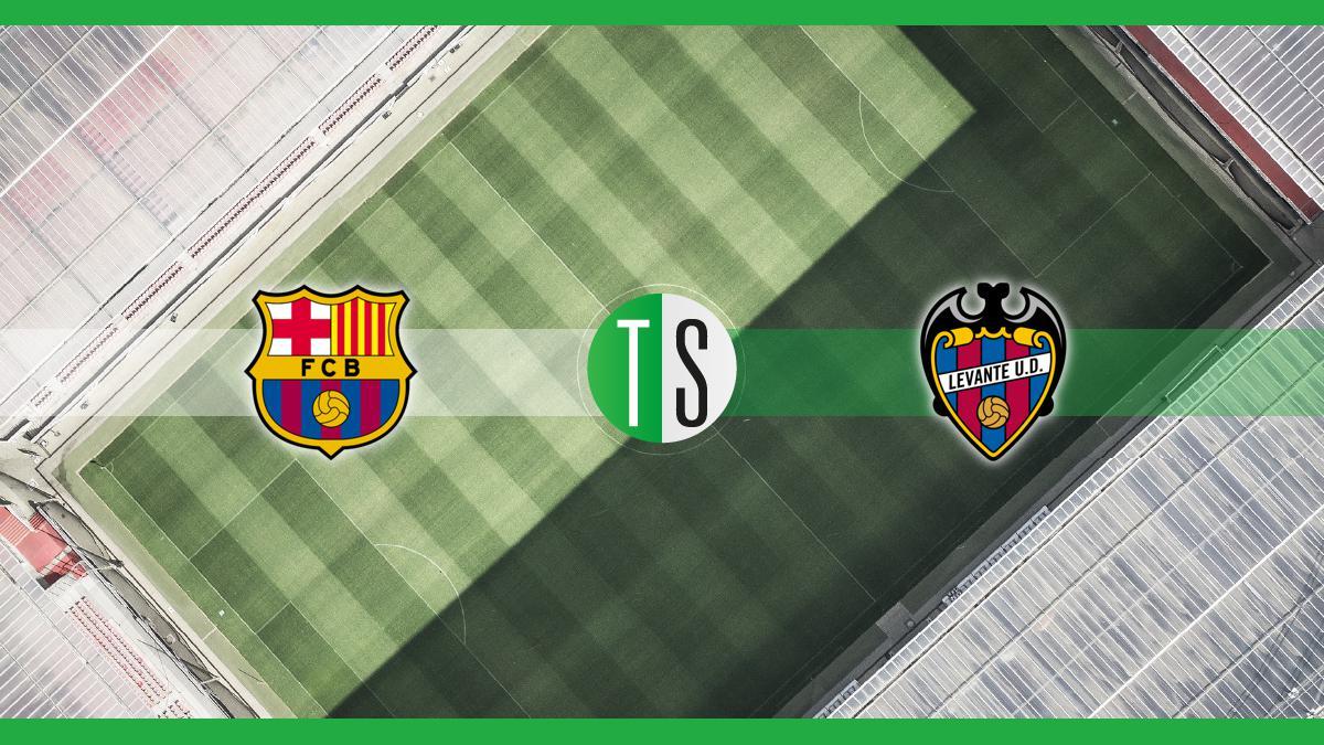 Primera Division, Barcellona-Levante: probabili formazioni, pronostico e quote