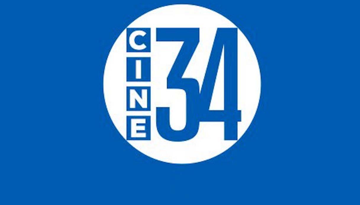 Canale 34 Mediaset al via Cine34, ecco la programmazione