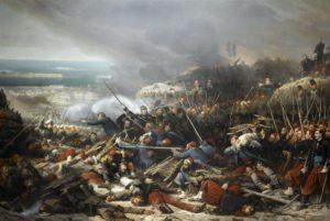 I francesi, Gerusalemme e una rissa vecchia di 164 anni
