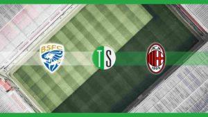 Diretta Brescia Milan: streaming, tv, formazioni e risultato