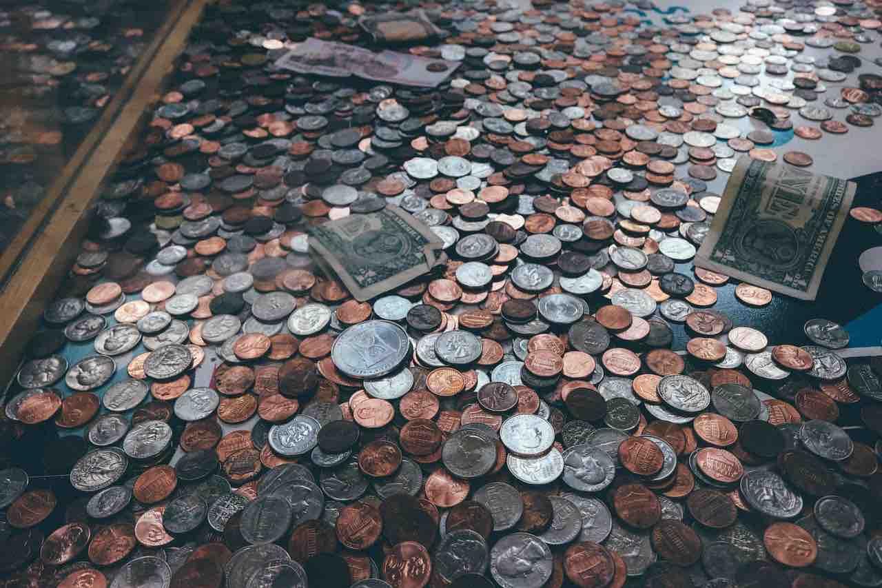 Monetine e banconote