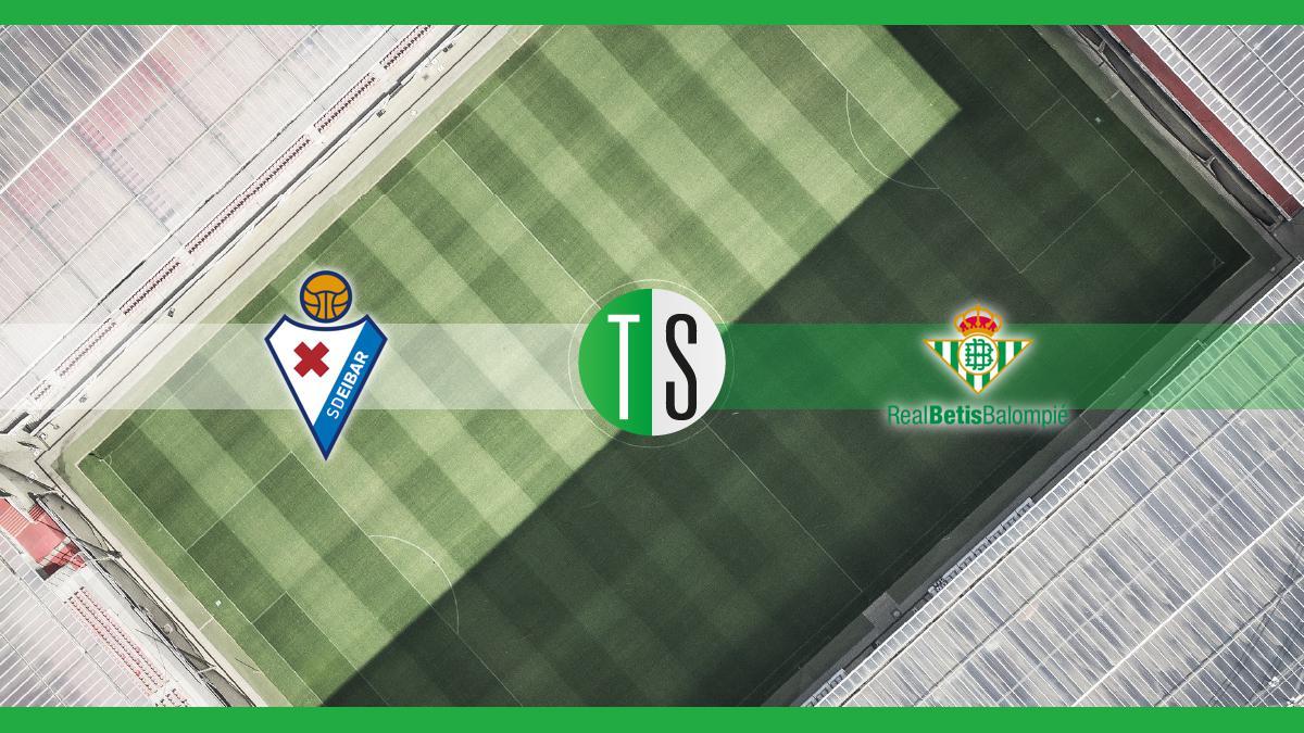 Primera Division, Eibar-Betis: probabili formazioni, pronostico e quote