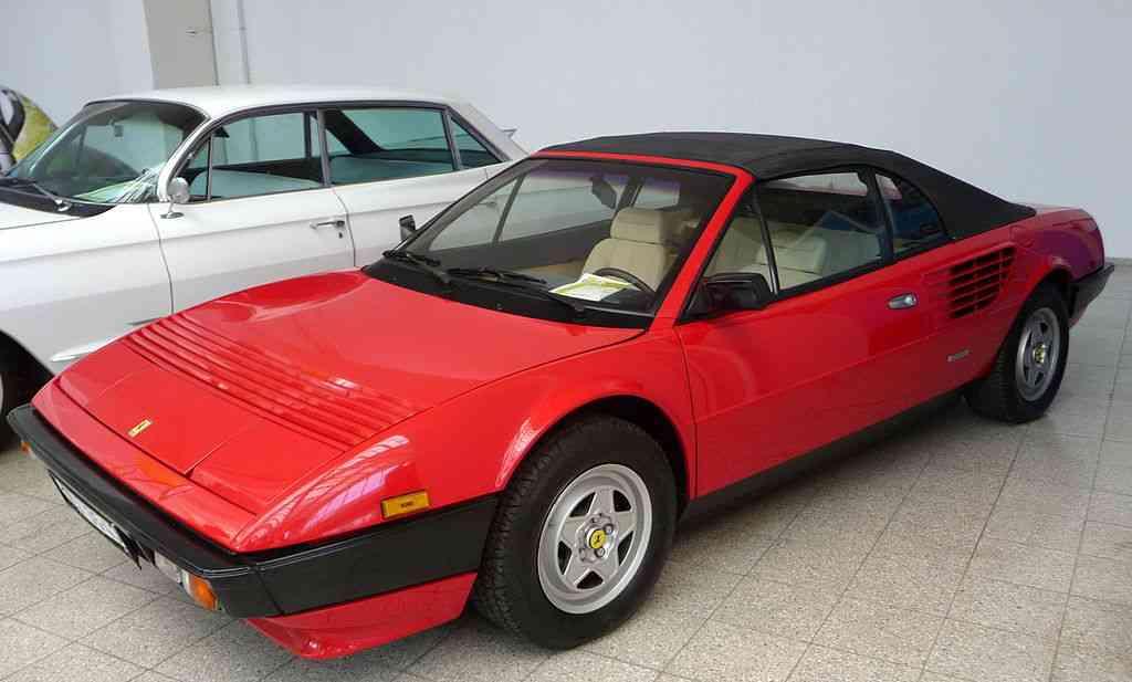 Ferrari Mondial compie 40 anni quanto vale un esemplare oggi