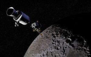 Luna, le immagini ad alta risoluzione del suo lato nascosto