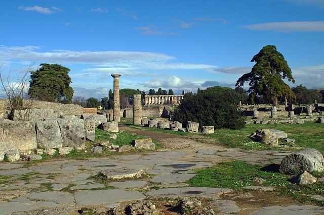 Paestum sito archeologico, cosa vedere e come arrivare