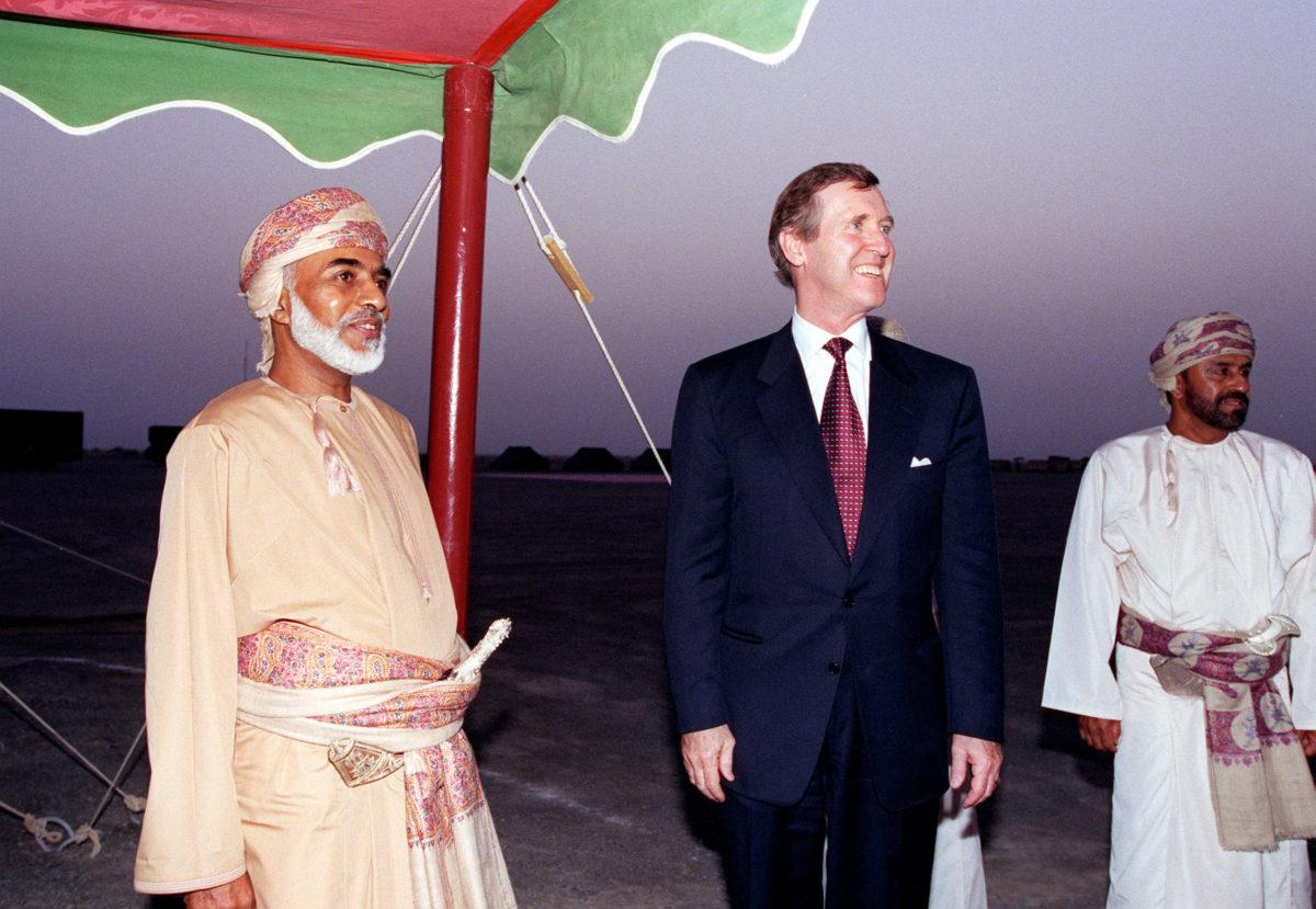 Qaboos bin Said Al Said è morto: chi era il sultano dell'Oman