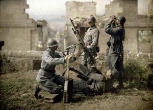 Una storia della Grande Guerra, Asiago, 1917