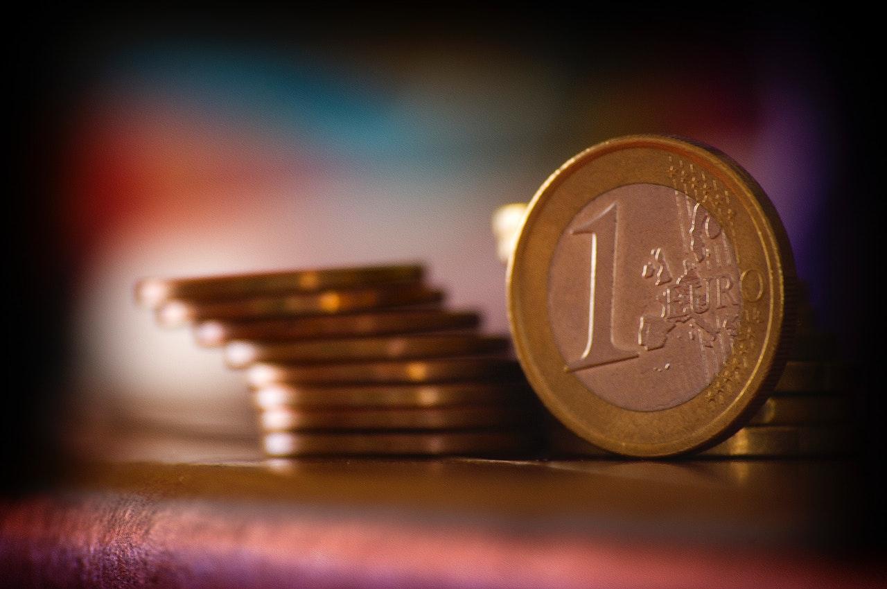 Moneta un euro
