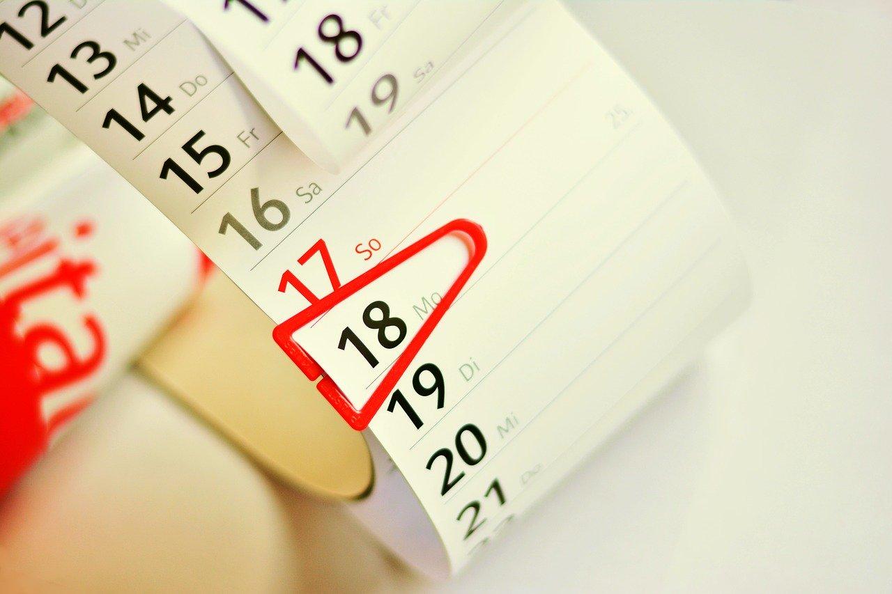 Scadenze fiscali gennaio 2021: calendario date e quando scadono le tasse