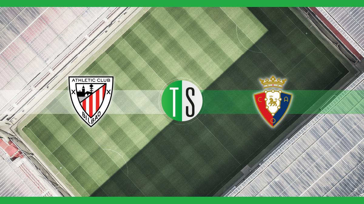 Primera Division, Athletic Bilbao-Osasuna: probabili formazioni, pronostico e quote