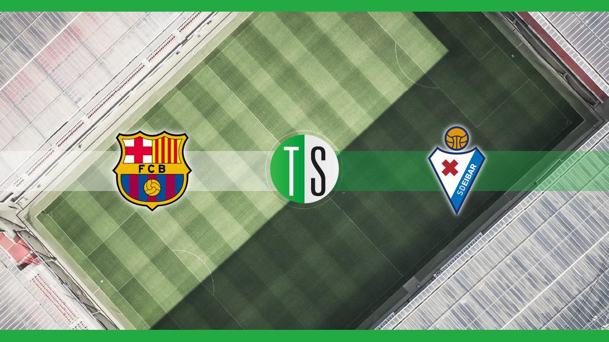 Primera Division, Barcellona-Eibar: probabili formazioni, pronostico e quote