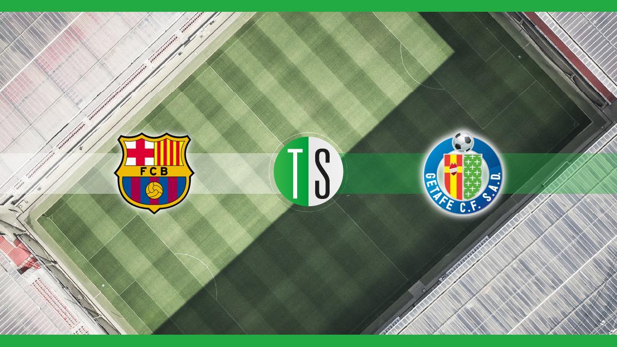 Primera Division, Barcellona-Getafe: probabili formazioni, pronostico e quote