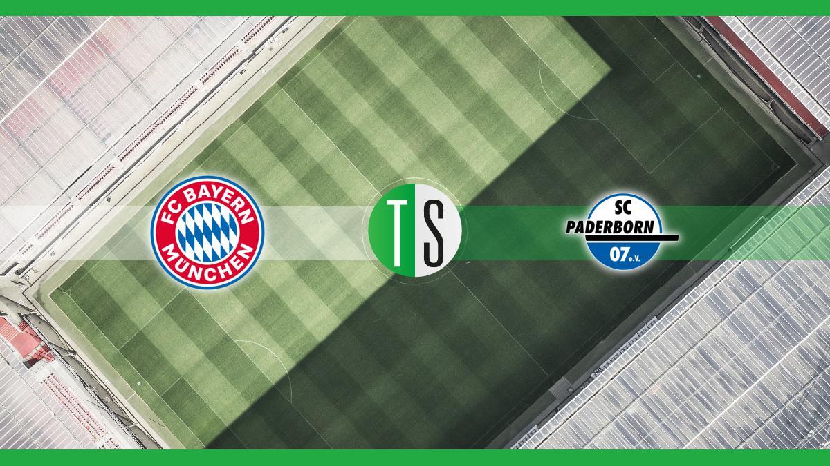 Bundesliga, Bayern Monaco-Paderborn: probabili formazioni, pronostico e quote
