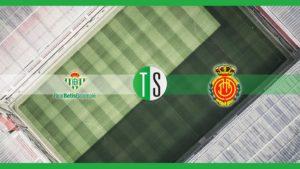 Primera Division, Betis Maiorca: probabili formazioni, prono