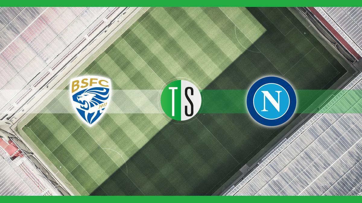 Serie A, Brescia-Napoli: probabili formazioni, pronostico e quote