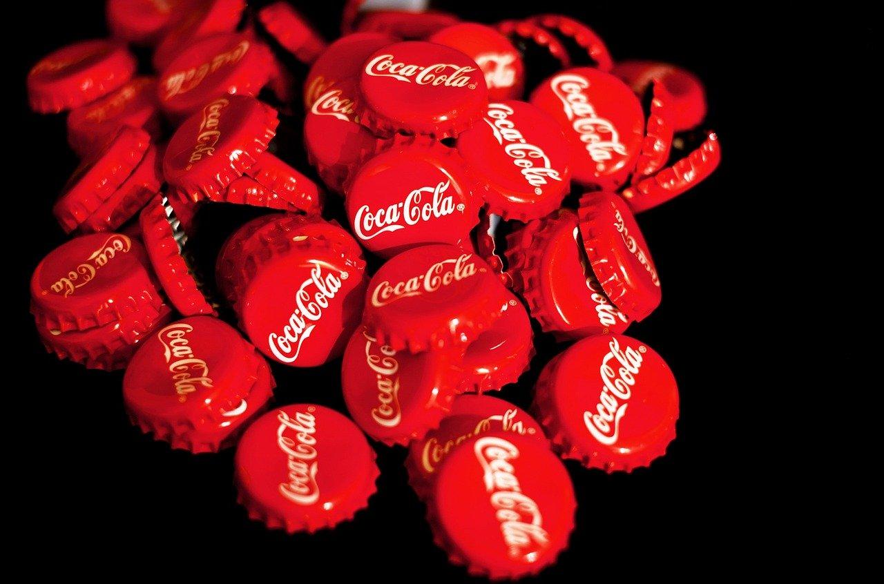 Tappi Coca Cola