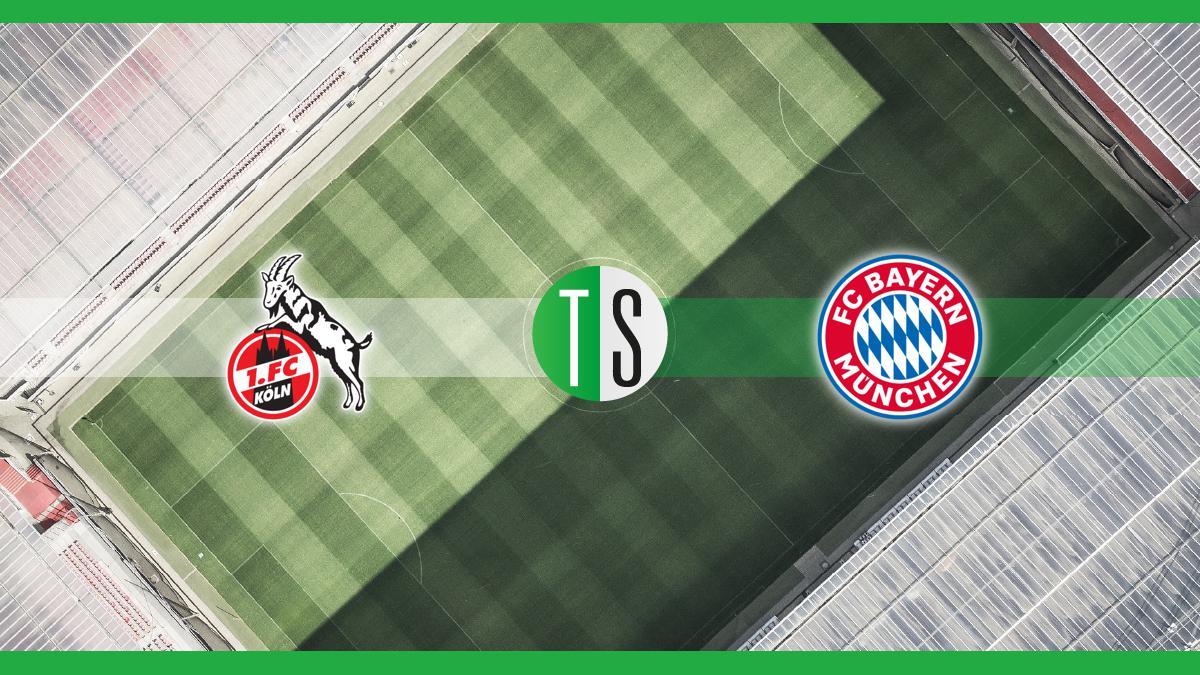 Bundesliga, Colonia-Bayern Monaco: probabili formazioni, pronostico e quote
