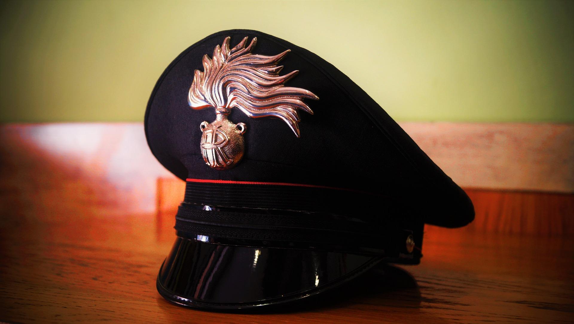 Cappello Carabinieri
