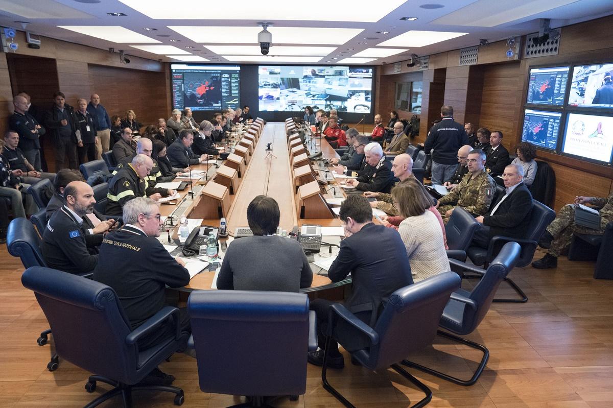 Riunione Consiglio europeo