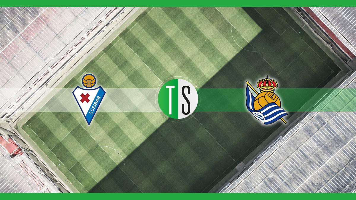 Primera Division, Eibar-Real Sociedad: probabili formazioni, pronostico e quote