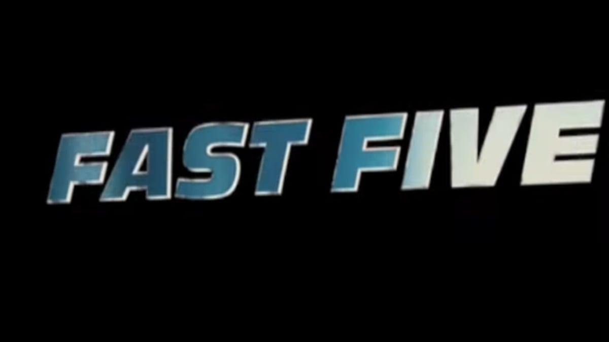 Fast and Furious 5: trama, cast e curiosità del film stasera in tv