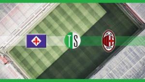 Serie A, Fiorentina Milan: probabili formazioni, pronostico