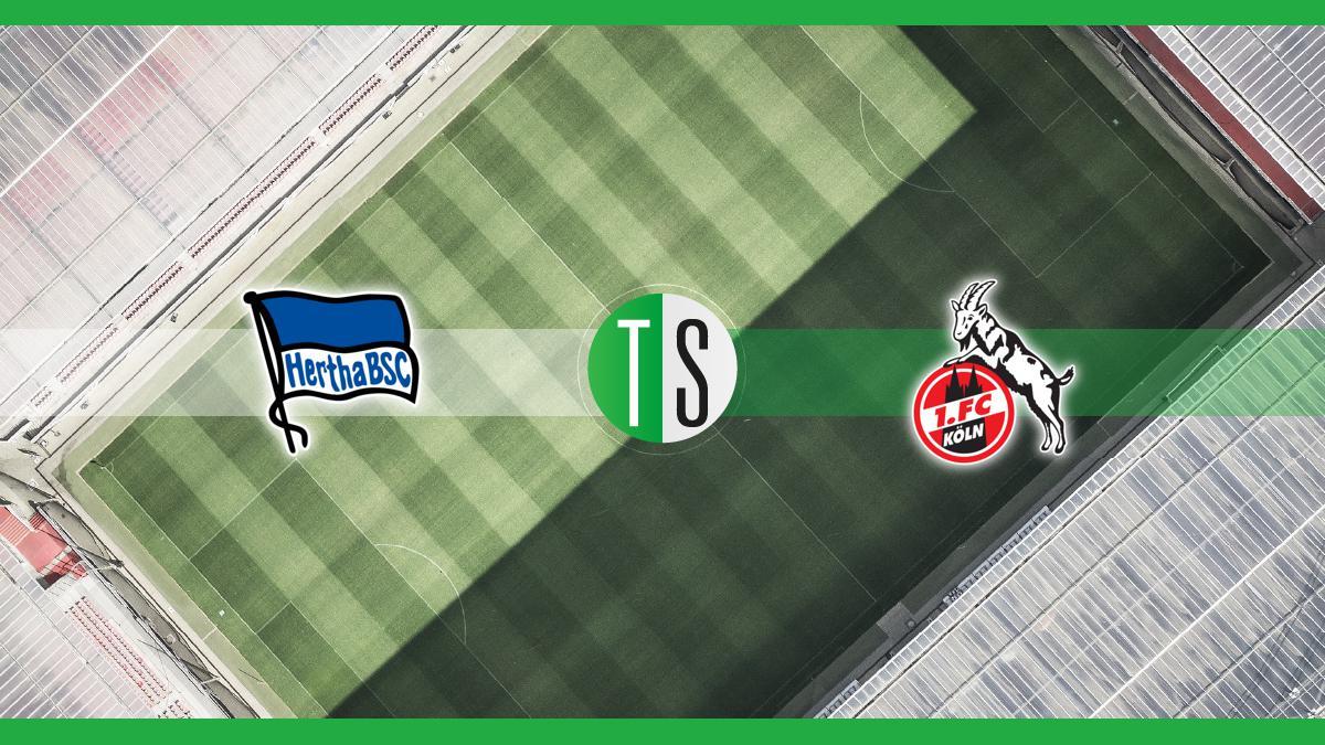 Bundesliga, Hertha Berlino-Colonia: probabili formazioni, pronostico e quote