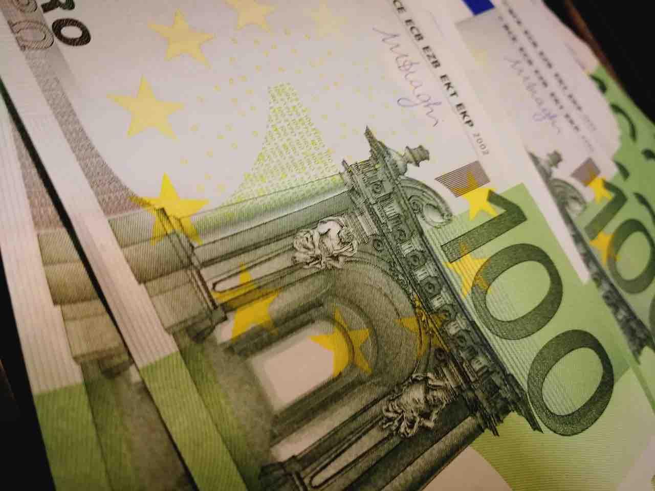 Banconota 100 euro