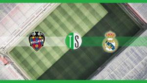 Primera Division, Levante Real Madrid: probabili formazioni,