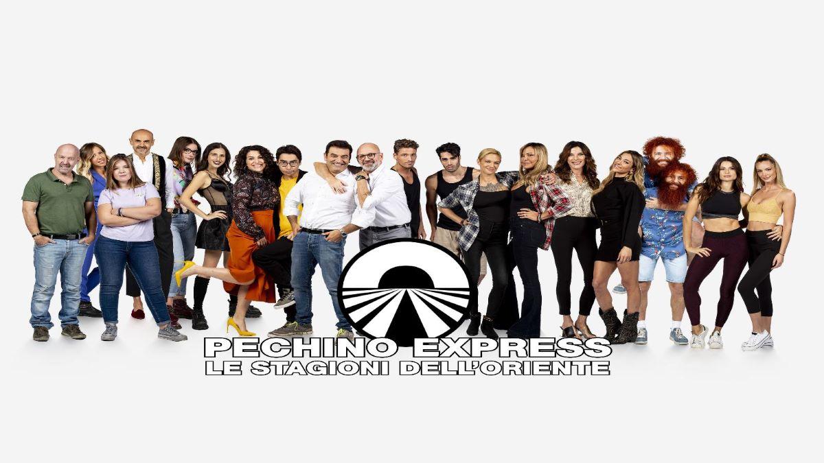 Pechino Express 2020: cast e coppie (gallery)