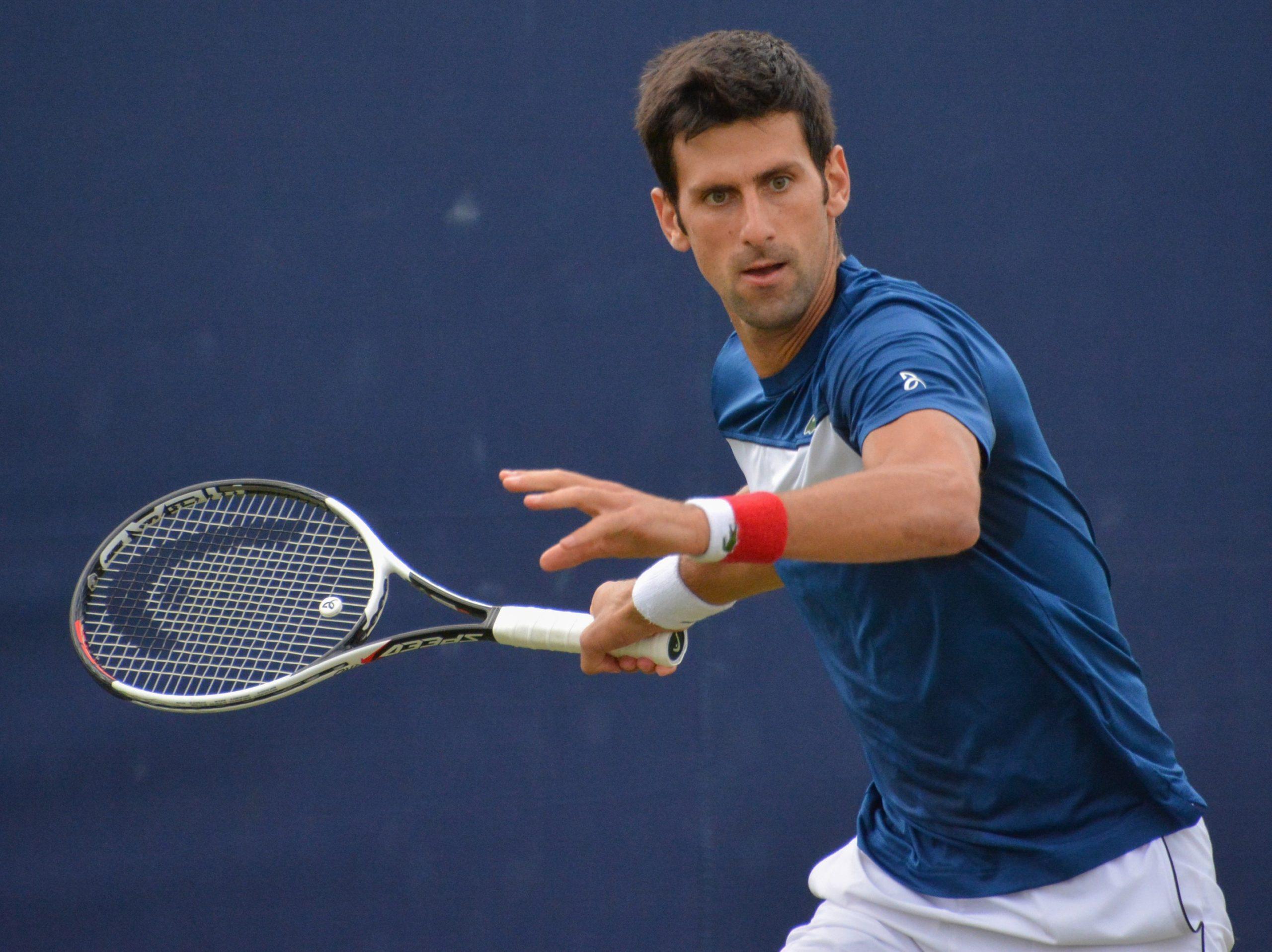 Novak Djokovic l'eterno terzo incomodo che insegue Federer e Nadal