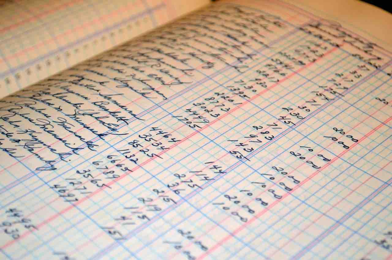 Registro contabile