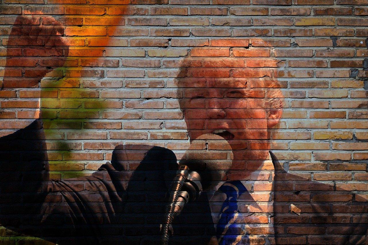 Ritratto Donald Trump