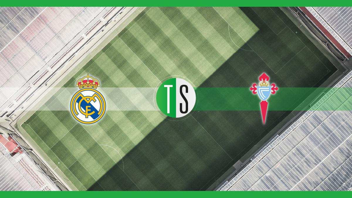 Primera Division, Real Madrid-Celta Vigo: probabili formazioni, pronostico e quote