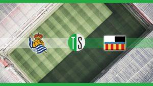 Primera Division, Real Sociedad Valencia: probabili formazio