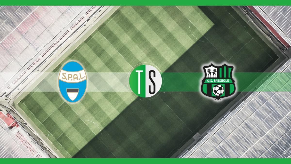 Serie A, SPAL-Sassuolo: probabili formazioni, pronostico e quote