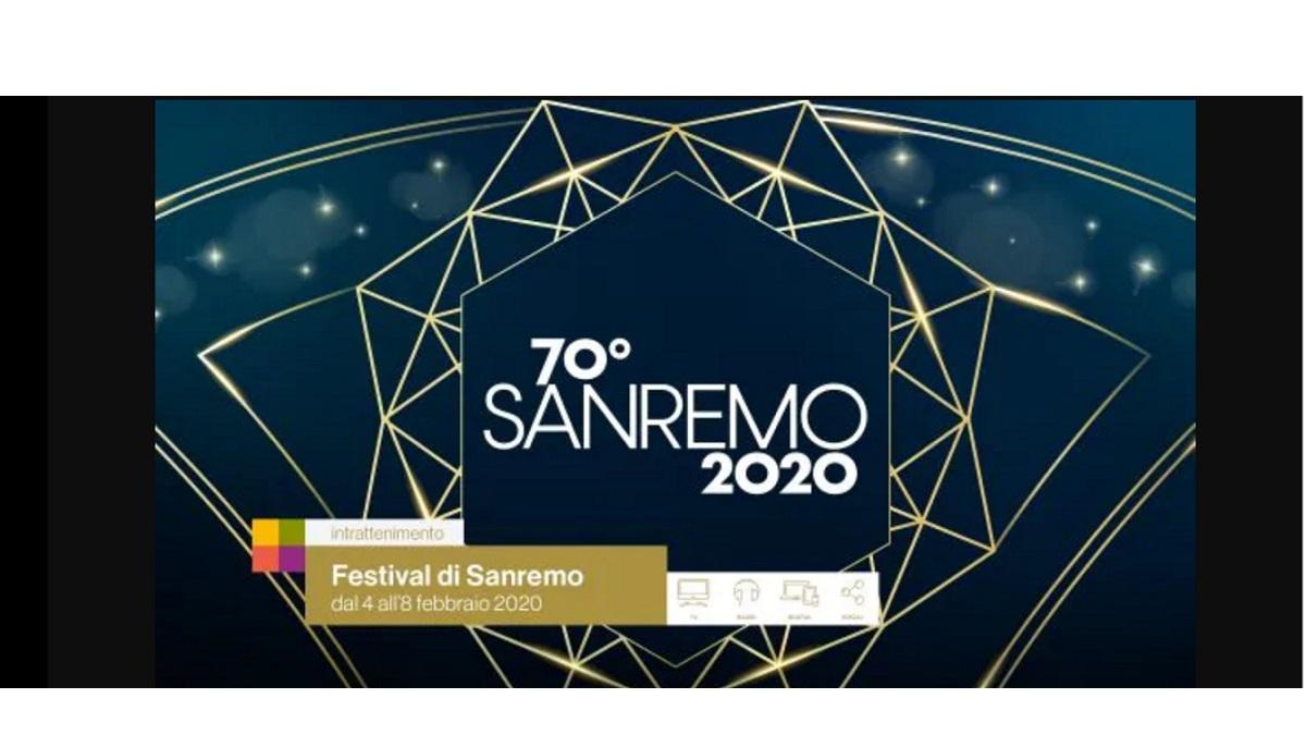 Sanremo 2020 Screenshot