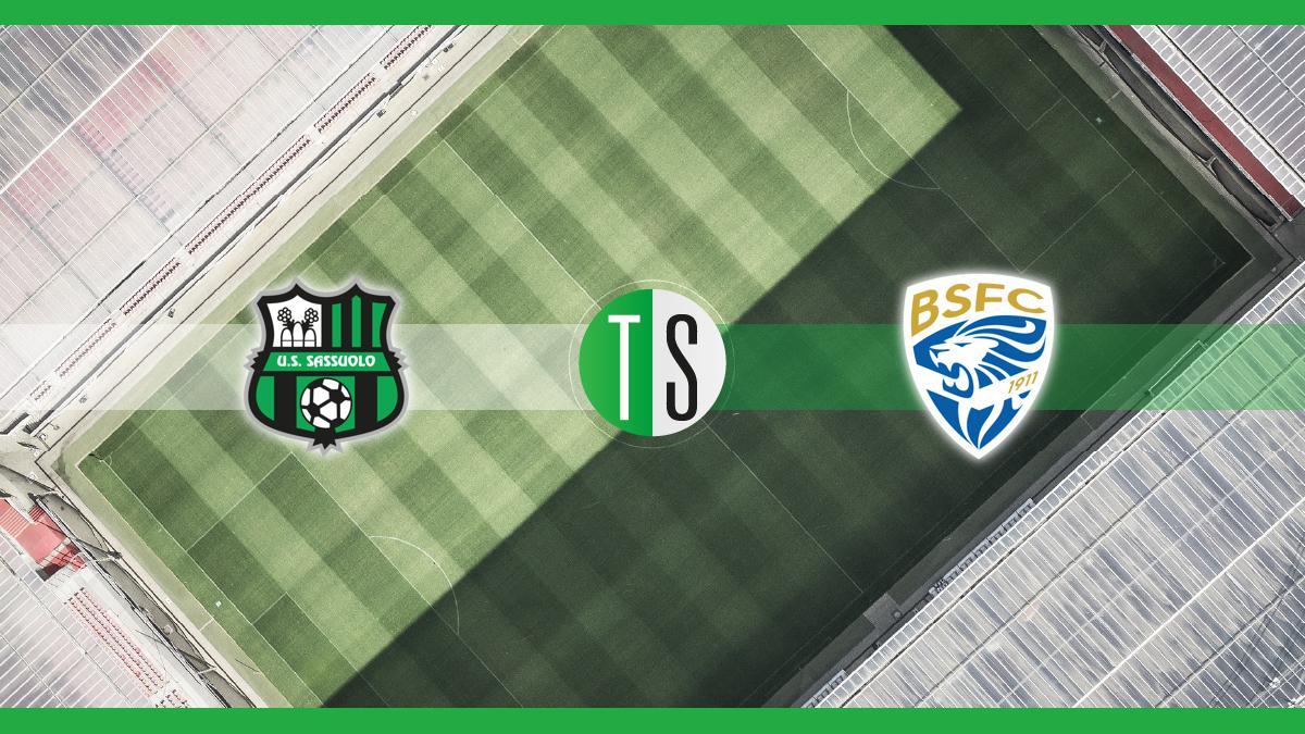 Serie A, Sassuolo-Brescia: probabili formazioni, pronostico e quote