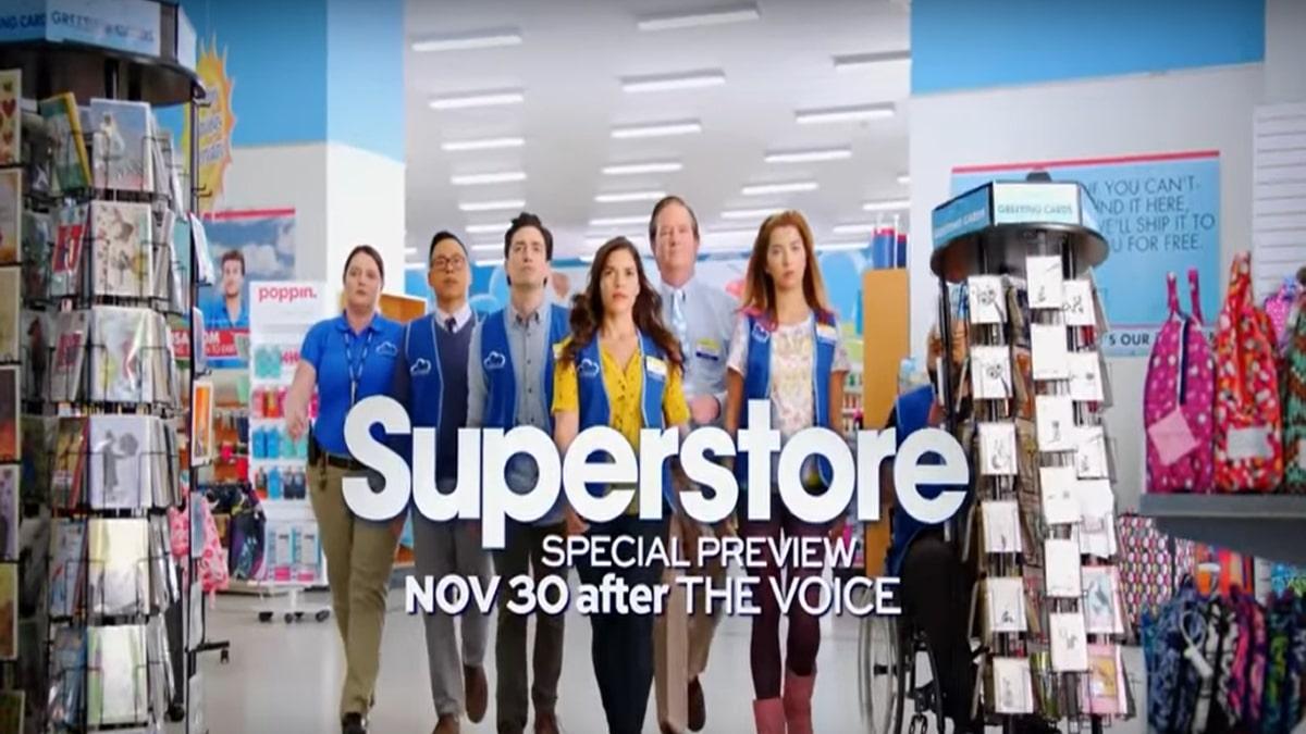 Superstore: trama, cast e anticipazioni serie tv. Quando esce