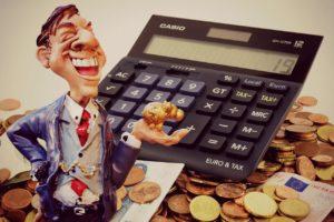 Conto corrente e cartelle esattoriali non pagate: prelievo f