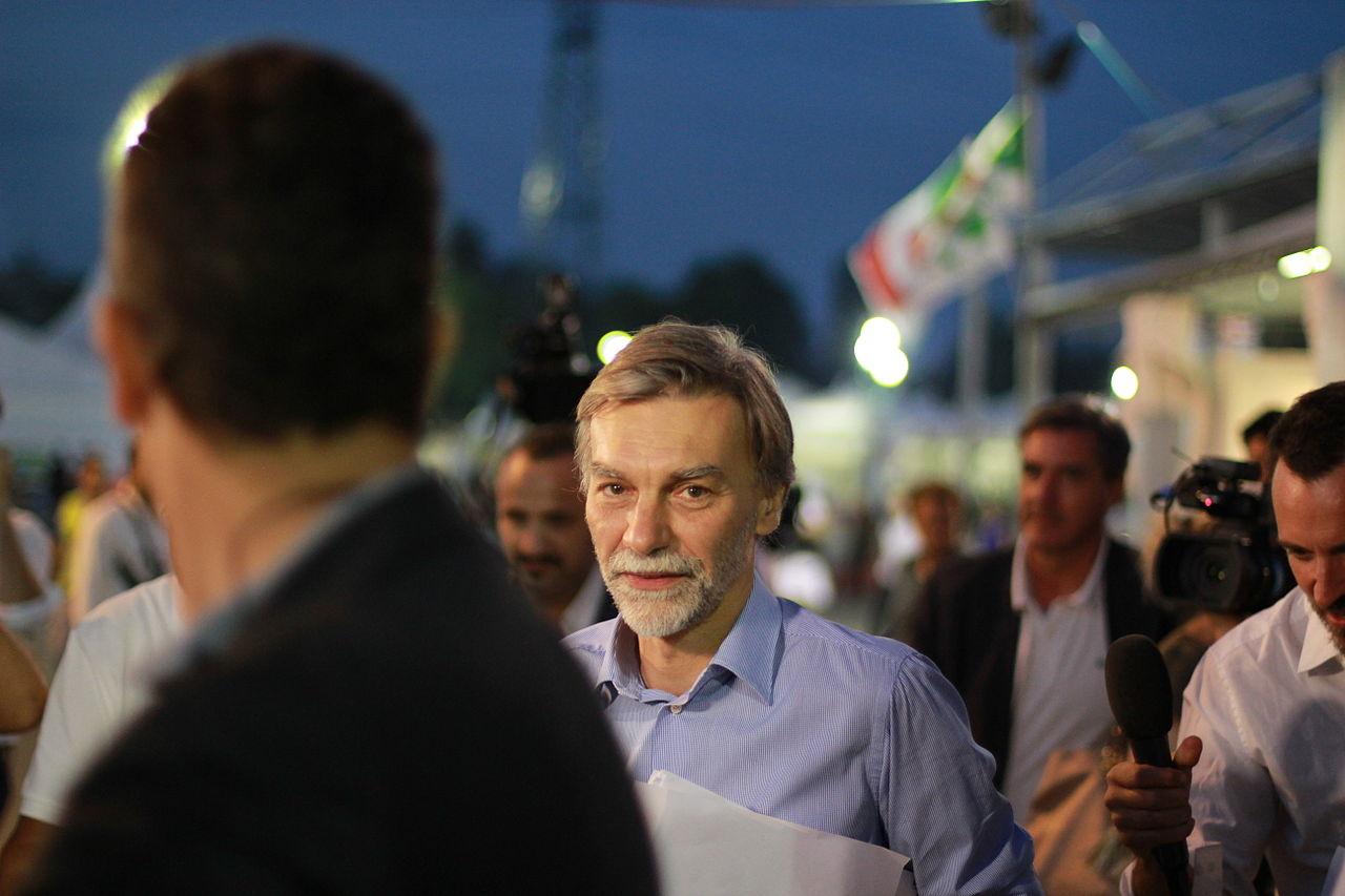 governo ultime notizie parla graziano delrio
