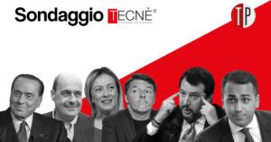 Sondaggi elettorali Tecnè: Marche, Acquaroli batte tutti
